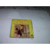 Compacto Paulo De Paula,1977 Quarto De Mansão, Moisés