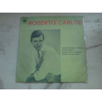 Roberto Carlos - Compacto Splish Splash (1963) Lp Vinil