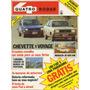 Revista Quatro Rodas Nº254 (chevette, Voyage, Marajó, Fiat)