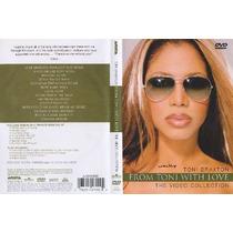 Dvd Toni Braxton - From Toni With With Love Novo Lacrado***