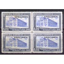 Specimen - Quadra Nova C-218 De 1946