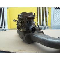 Coletor E Carburador Solex H34 A Álcool 6cc