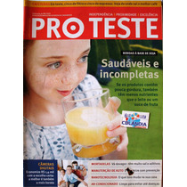 Revista Pro Teste 77- Bebidas A Base De Soja- Cdlandia