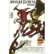Avante, Vingadores! #35 - Panini - Bonellihq Cx 88