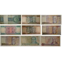 Dinheiro Antigo - Cédulas Originais