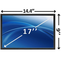 Tela Lcd 17.1 Notebook Hp Pavilion Dv7 Lp171wp4 Tl N2