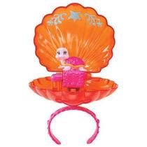 Barbie Vida De Sereira Mini Tartaruga Mattel R7335/r4145