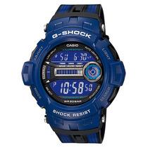 Relógio Casio G-shock Gd-200 Alarmes Timer/crono Wr-200 M A