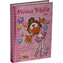 Minha Bíblia Ntlh (novo Texto Linguagem De Hoje) - Meg.
