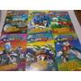 Lote 6 Livros Infantil Juvenil - Motos 3d