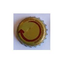 Tampinha Antiga - Cerveja Skol - Logo Médio (fab. Viamão)