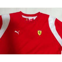 Camisa/blusa Masculina Puma Ferrari Original.promoção