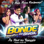 Cd Bonde Do Brasil Ao Vivo No Spazzio Pb - Novo+ Lacrado!