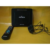 Receptor Terrestre De Sinal Digital Proview Xps-100 - Novo