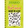 Livro Diário De Um Banana 8 - Maré De Azar - Capa Dura