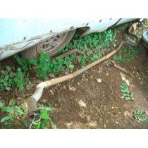 Escapamento Inteiro Completo P/ Ford Maverick 4 Cilindros