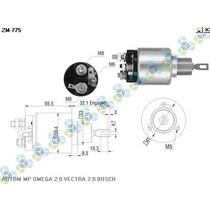 Automatico Motor De Partida Omega 2.02 Vectra 2.0 Bosch