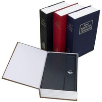 Cofre Camuflado Em Formato De Livro Dicionário