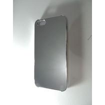 Capa Espelhada Para Iphone 5 + Película Gratis