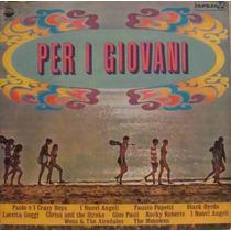 Per I Giovani Lp Nuovi Angeli Motowns Gino Paoli F. Papetti