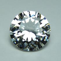 Diamante Incolor De Laboratório Russo 8mm