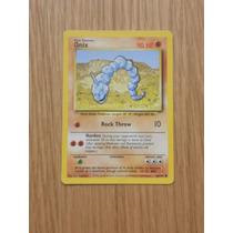 Pokémon Card Game - Base Set Onix 56/102