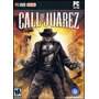 Call Of Juarez Pc Original E Lacrado Pronta Entrega!
