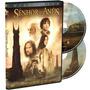 Super Coleção Senhor Dos Aneis 3 Dvd Originais No Leilão