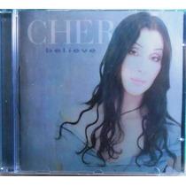 Dance Disco Funk Black Soul Cd Cher Believe Lacrado Fabrica