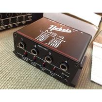 12x S/ Juros - Raro Nobels Ms-4 Midi Switcher Controladora