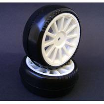 S008 - Rodas/pneus Sintec Stock/slick Pró Lamborghini Salvat