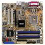 Kit Placa Mãe Asus Ddr + Pentium 4 3.0 + Cooler + 3gb