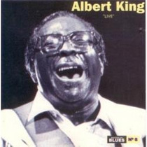 Albert King Live Cd Original