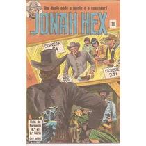 Jonah Hex Reis Do Faroeste Nº 41 /segunda Série Da Ebal