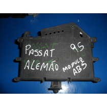 Módulo Central Abs Vw Passat Alemão 95 1h0 907 379 D