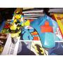 Wolverine Com Moto -pré Marvel Legends - Toy Biz! Usado