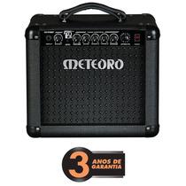 Amplificador P/ Guitarra Meteoro Nitrous Nde15 C/ 16 Efeitos