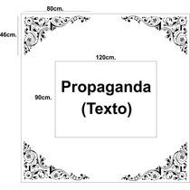 Kit Completo Adesivos De Propaganda E Decoração De Vitrine