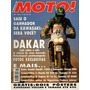 Moto! N°26 Suzuki Bandit 1200 Vulcan 500 Xt 600e 225 Xr 200