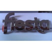 Emblema Fiesta Cromado 2000/2001/2002 Street Promoção....