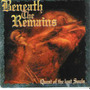 Beneath The Remains Quest Of The Lost Souls (belgium)(e+) Cd