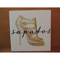 Livro Sapatos Ricardo Bueno