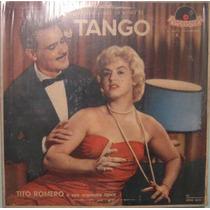 Tito Romero E Sua Orquestra-sucessos Brasileiros Ritmo Tango