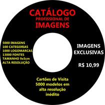Dvd Com 5000 Templates Para Criação De Cartão De Visitas!!!!