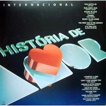 Historia De Amor Novela Internacional 1995 Lp Disco Vinil