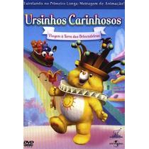 Dvd - Ursinhos Carinhosos - Viagem A Terra Das Brincadeiras