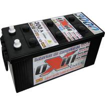 Bateria De Som Oxhi Bass 300ah /3000pico +super Brinde !!