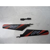 Kit Hélices Rotor Principal E Rotor Traseiro - V911