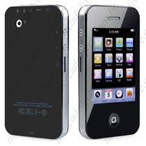 Mp3, Mp4, Mp5 Player Touchscreen Com 32gb, Fm, Camera, Game.
