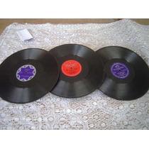 Discos Antigos Raros ( Bolachão ) De Vinil 33 E 78 Rpm